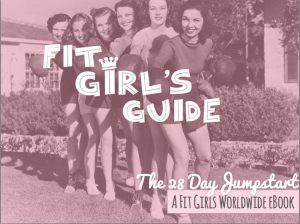 Fit Girls Guide 28 days