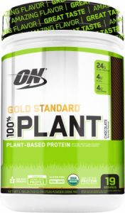 gold standard plant based protein