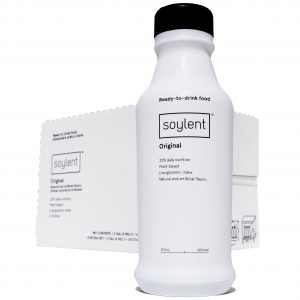 soylent liquid drink