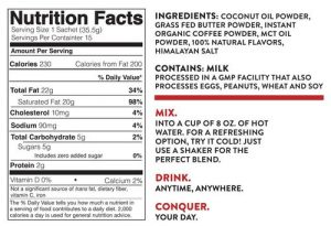 fat-fuel-coffee-nutrition_label review