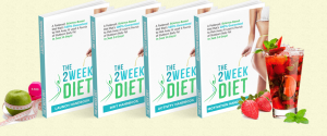 2 week diet to lose love handles