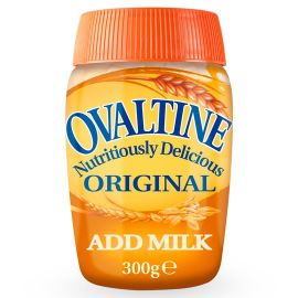 Ovaltine vs Horlicks
