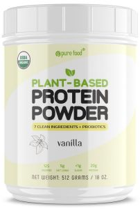 Pure Food Protein Powder