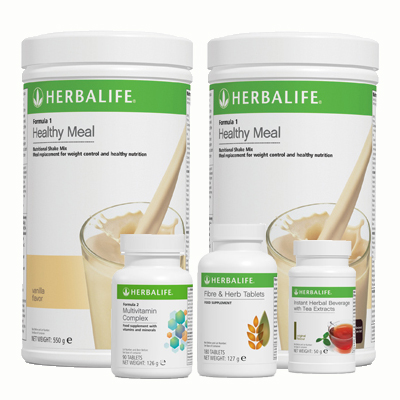 Herbalife Basic Weight-Loss-