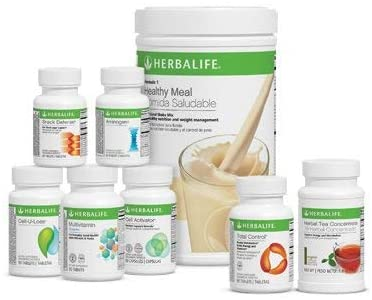 ultimate weightloss programme herbalife