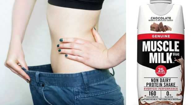 Is Muscle Milk Good For Weightloss