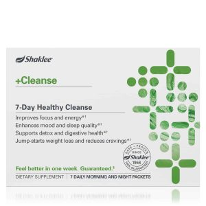 7 Day Shakelee cleanse Supplement