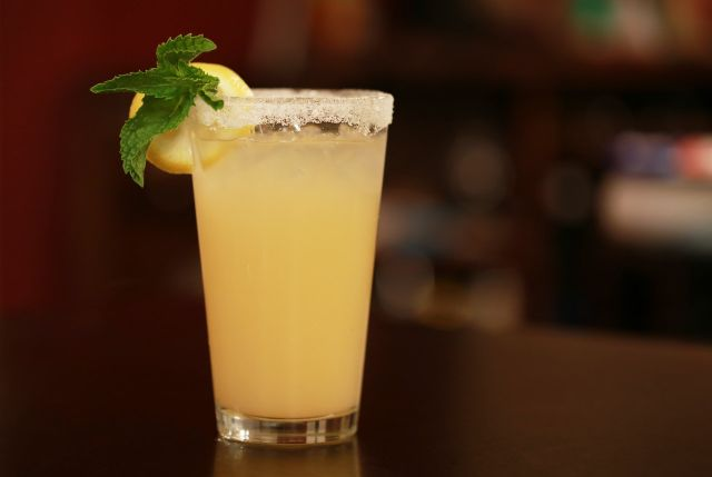 Add collagen to margarita for a perfect drink