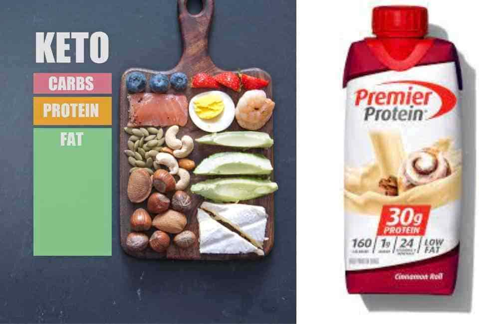 Can you have premier protein on Keto diet
