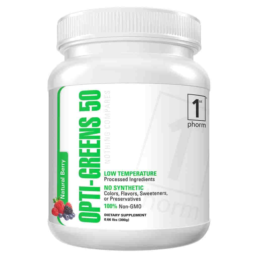 Opti Greens 50 by first phorm