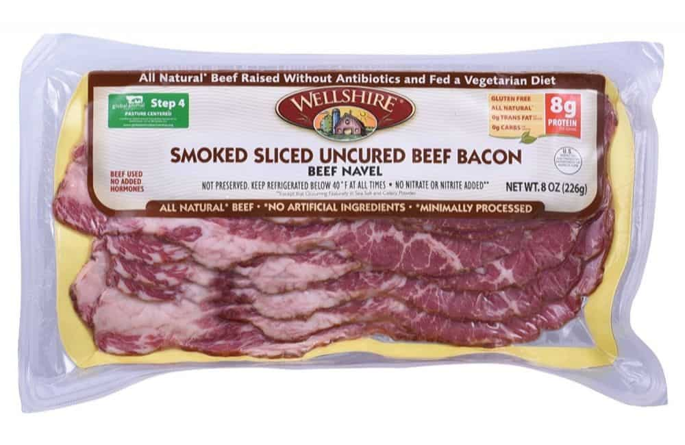 Welshire Farms Uncured Bacon